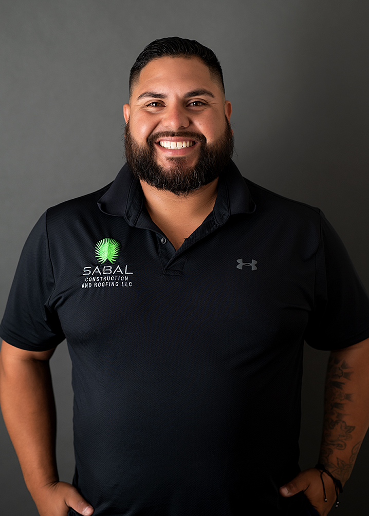 Team Member of Sabal Construction and Roofing