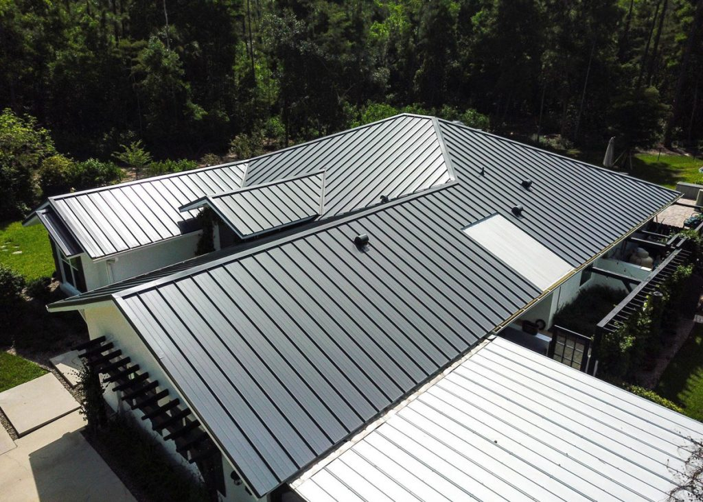 Metal Roofing in Cape Coral