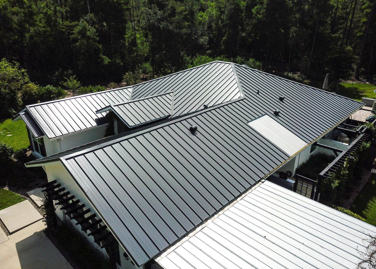Read more about the article Types of Metal Roofing: Pros and Cons
