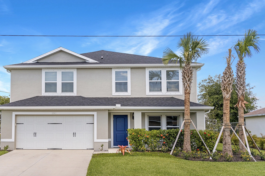 Shingle Roof Installation in Cape Coral
