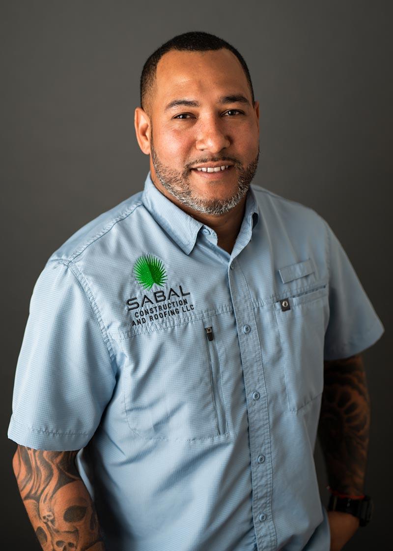 Jorge Maldonado - Estimator of Sabal Construction and Roofing, LLC